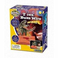 Brainstorm Toys - 2 in 1 T Rex Buzz Wire