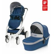 4Baby - Carucior 2 in 1 Cosmo, Navy Blue
