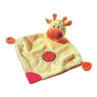A-Haberkorn - Mini paturica de somn cu jucarie Girafa Heunec