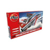 Airfix - English Lightning F1/F1A/F2/F3