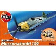 Airfix - Macheta avion de construit Messerschmitt Bf109e
