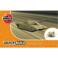 Airfix - Macheta tanc de construit Challenger Tank