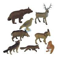 Miniland Animale din padure Miniland 8 figurine