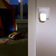Ansmann - Lampa ambient cu led, Alba