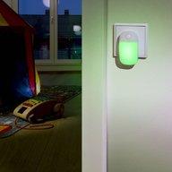 Ansmann - Lampa ambient cu led, Verde