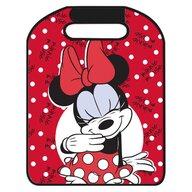 Disney Eurasia - Aparatoare pentru scaun Minnie Dots, Rosu