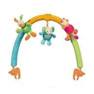Brevi Soft Toys - Arc jucarie vibratoare Elefantel