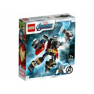 LEGO - Set de constructie Armura lui Thor ® Marvel Super Heroes, pcs  139