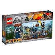 LEGO - Atacul avanpostului cu Dilophosaurus