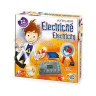 Buki France - Jucarie Atelierul de electricitate, 22 circuite