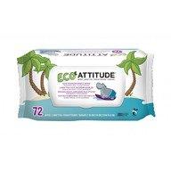 Attitude - Servetele umede pentru bebelusi 100 % biodegradabile