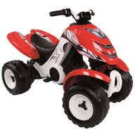 Smoby - ATV electric X Power rosu