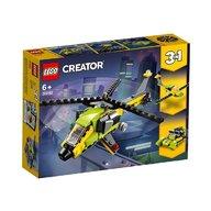 LEGO - Aventura cu elicopterul