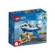 Lego - Avionul politiei aeriene