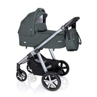 Baby Design - Husky Carucior multifunctional + Winter Pack, Graphite 2020
