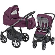 Baby Design - Husky carucior multifunctional + Winter pack, Violet 2019