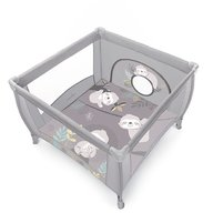 Baby Design - Play tarc de joaca pliabil 2020, Light Gray