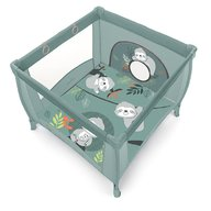 Baby Design - Play UP Tarc de joaca pliabil 2020, Light Green