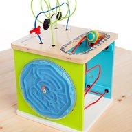 Bright Starts - Centru de activitati Baby Einstein-Hape, Innovation Station
