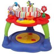 Baby Mix - Centru de joaca cu activitati multiple Rainbow