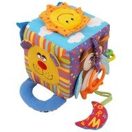 Baby Mix - Cub cu activitati multiple Happy Animals