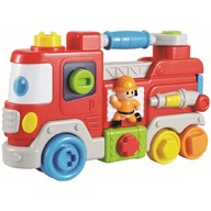 Baby Mix - Jucarie interactiva Camion de pompieri