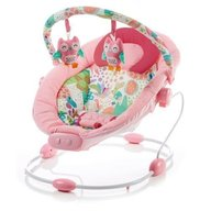 Baby Mix - Leagan muzical cu vibratii Grand Confort, Pink Sensation