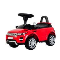 Baby Mix - Vehicul pentru copii Range Rover Deluxe, Red