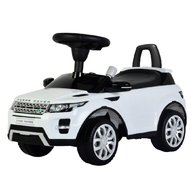 Baby Mix - Vehicul pentru copii Range Rover Deluxe White