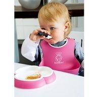 BabyBjorn - Bavetica moale Soft Bib, Pink
