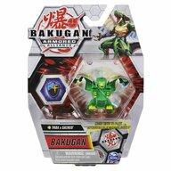 Spin Master - Figurina Trox , Bakugan , S2, Bila Clasic, Cu card Baku-gear Sairus