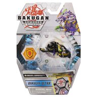 Spin Master - Figurina Howlkor Serpenteze , Bakugan , Bila ultra, Cu card Baku-gear, S2