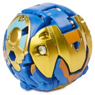 Spin Master - Figurina Hydorous Trhyno , Bakugan , Bila ultra, Cu card Baku-gear, S2, Albastru