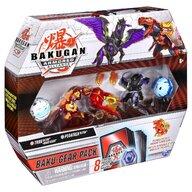 Spin Master - Set figurine De lupta Ultra , Bakugan , Cu Baku-gear, Cu Trox Pegatrix