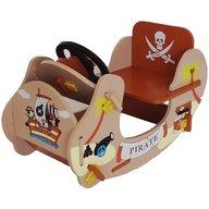 Style - Balansoar din lemn Brown Pirate Boat