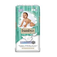Bambyo - Scutece eco unica folosinta, nr 4, 42  buc