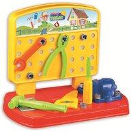 Ucar Toys - Banc de lucru Handy Tommy 28 piese