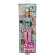 Mattel - Papusa Barbie Asistenta medicala