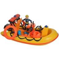 Simba - Barca Fireman Sam Neptune cu figurina si accesorii
