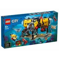 Set de joaca Baza de explorare a oceanului LEGO® City, pcs  497