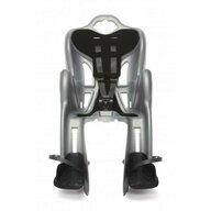 Bellelli - Scaun de bicicleta B-One Clamp Pentru copii pana la 22 kg, Gri