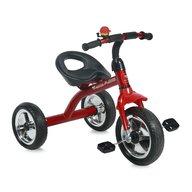 Bertoni- Tricicleta pentru copii A28 roti mari Red Black