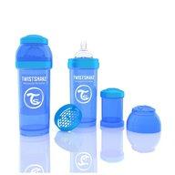 Twistshake Biberon Anti-colici 260 ml Albastru