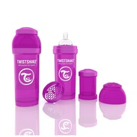 Biberon Anti-colici 260 ml Twistshake Violet