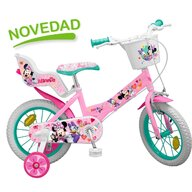 Toimsa - Bicicleta 14'', Minnie Mouse