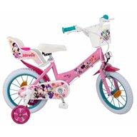 Toimsa - Bicicleta cu pedale , Minnie Mouse, 14
