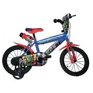 Dino Bikes - Bicicleta cu pedale, 16