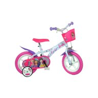 Dino Bikes - Bicicleta copii 12'' Barbie Dreams
