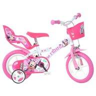 Dino Bikes - Bicicleta copii 12'' Minnie
