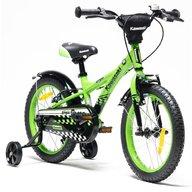 Kawasaki - Bicicleta copii Ninja 16 , Green